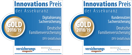 Innovationspreis Unfallversicherung
